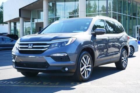 2017 Honda Pilot for sale at Jeremy Sells Hyundai in Edmonds WA