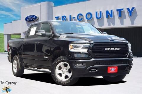 2019 RAM Ram Pickup 1500 for sale at TRI-COUNTY FORD in Mabank TX