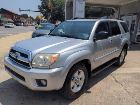 2009 Toyota 4Runner for sale at ROBINSON AUTO BROKERS in Dallas NC