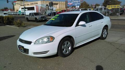 2009 Chevrolet Impala for sale at Larry's Auto Sales Inc. in Fresno CA