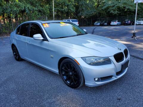 2011 BMW 3 Series for sale at Import Plus Auto Sales in Norcross GA