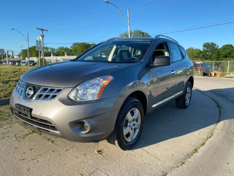 2014 Nissan Rogue Select for sale at Xtreme Auto Mart LLC in Kansas City MO