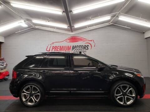 2011 Ford Edge for sale at Premium Motors in Villa Park IL