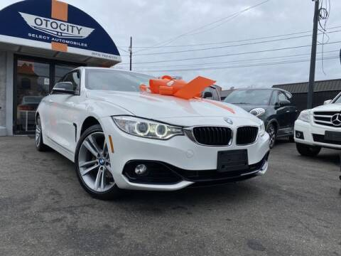 2014 BMW 4 Series for sale at OTOCITY in Totowa NJ