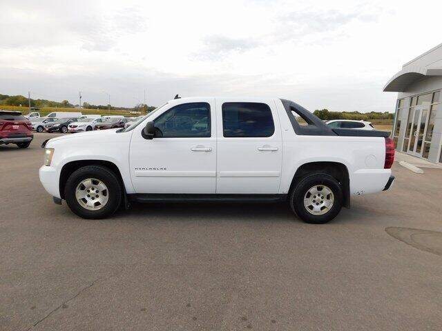 2007 Chevrolet Avalanche for sale at West Point Auto & Truck Center Inc. in West Point NE
