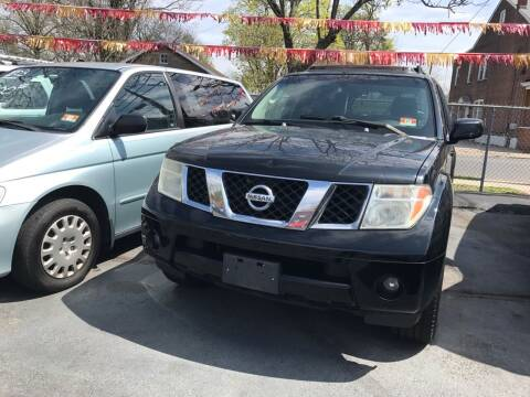 2005 Nissan Pathfinder for sale at Chambers Auto Sales LLC in Trenton NJ
