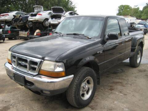 2000 Ford Ranger for sale at CARZ R US 1 in Armington IL