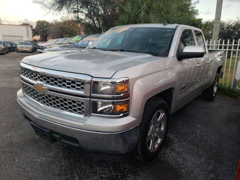 2014 Chevrolet Silverado 1500 for sale at Bargain Auto Sales in West Palm Beach FL