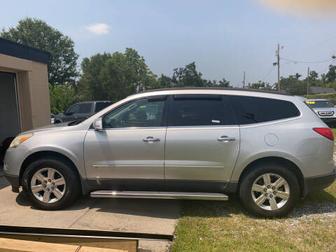 2010 Chevrolet Traverse for sale at Bobby Lafleur Auto Sales in Lake Charles LA
