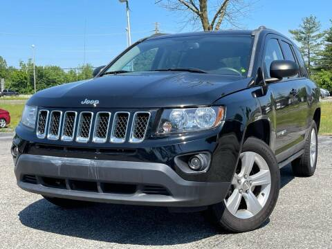 2016 Jeep Compass for sale at MAGIC AUTO SALES in Little Ferry NJ