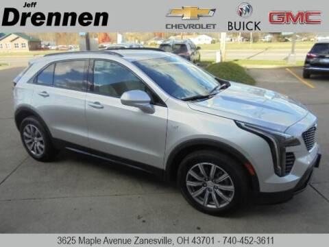 2020 Cadillac XT4 for sale at Jeff Drennen GM Superstore in Zanesville OH
