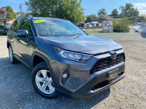 2021 Toyota RAV4 for sale at Best Cars Auto Sales in Everett MA