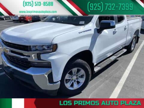 2019 Chevrolet Silverado 1500 for sale at Los Primos Auto Plaza in Brentwood CA