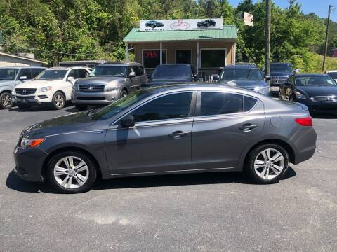 2013 Acura ILX for sale at Luxury Auto Innovations in Flowery Branch GA