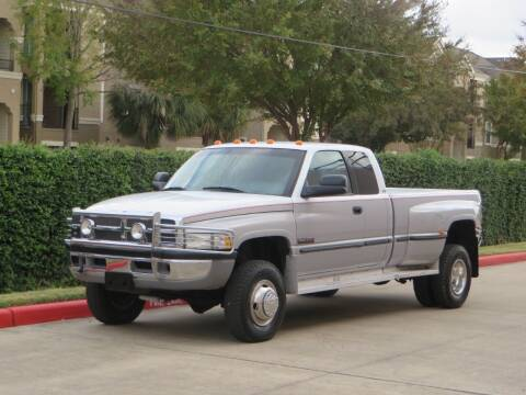 1998 Dodge Ram Pickup 3500 for sale at RBP Automotive Inc. in Houston TX