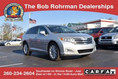 2009 Toyota Venza for sale at BOB ROHRMAN FORT WAYNE TOYOTA in Fort Wayne IN