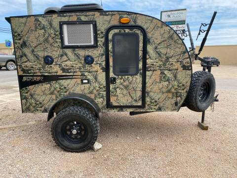 2018 SUNRAY 109 for sale at ROGERS RV in Burnet TX