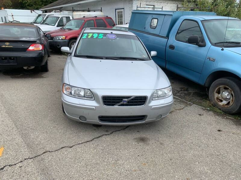 2006 Volvo S60 for sale at Stan's Auto Sales Inc in New Castle PA