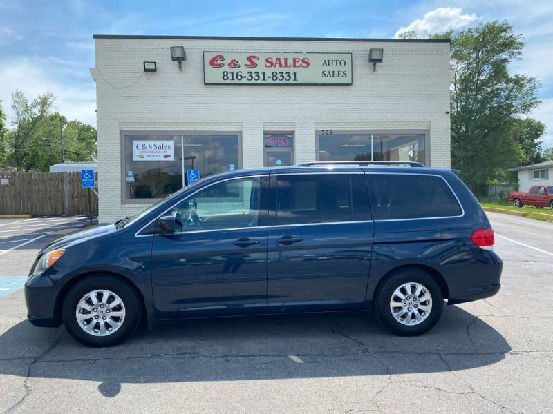 2010 Honda Odyssey for sale at C & S SALES in Belton MO