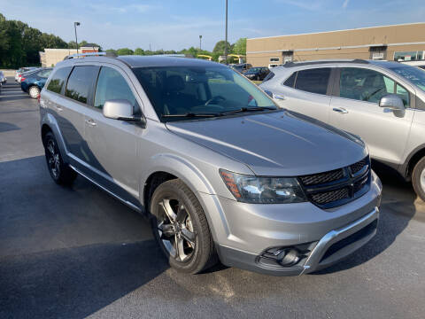2015 Dodge Journey for sale at McCully's Automotive - Trucks & SUV's in Benton KY