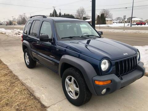2004 Jeep Liberty for sale at Wyss Auto in Oak Creek WI