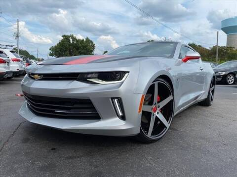 2018 Chevrolet Camaro for sale at iDeal Auto in Raleigh NC