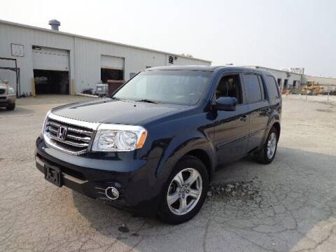 2012 Honda Pilot for sale at S & M IMPORT AUTO in Omaha NE