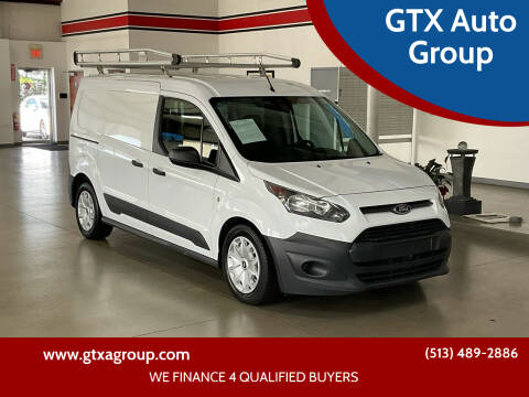 2014 Ford Transit Connect Cargo for sale at GTX Auto Group in West Chester OH