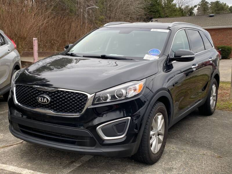 2016 Kia Sorento for sale at Assistive Automotive Center in Durham NC