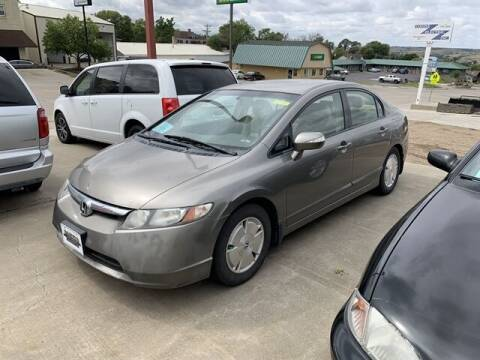 2008 Honda Civic for sale at Daryl's Auto Service in Chamberlain SD