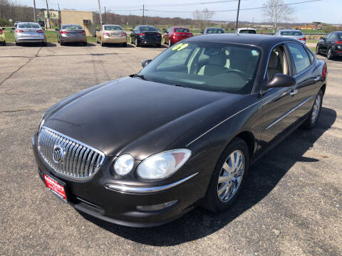 2009 Buick LaCrosse for sale at Carmans Used Cars & Trucks in Jackson OH
