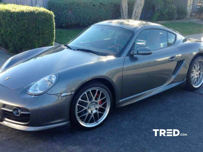 2008 Porsche Cayman for sale in Los Angeles, CA
