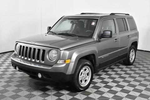 2014 Jeep Patriot for sale at CU Carfinders in Norcross GA