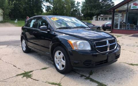 2009 Dodge Caliber for sale at NJ Quality Auto Sales LLC in Richmond IL