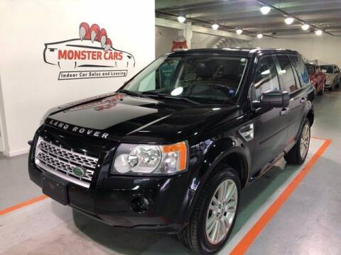2009 Land Rover LR2 for sale at Monster Cars in Pompano Beach FL