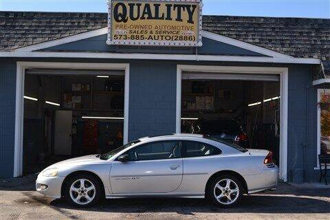 2001 Dodge Stratus for sale at Quality Pre-Owned Automotive in Cuba MO