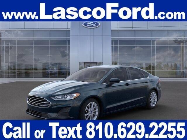 2020 Ford Fusion for sale in Grand Blanc, MI