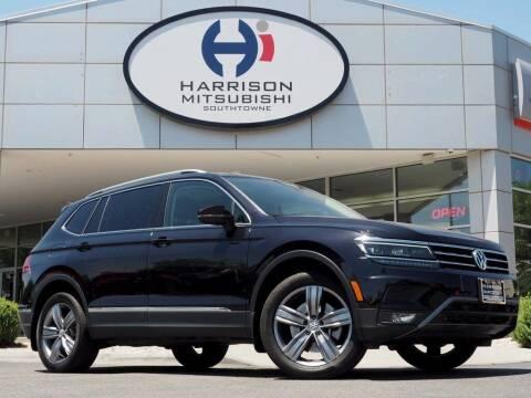 2018 Volkswagen Tiguan for sale at Harrison Imports in Sandy UT