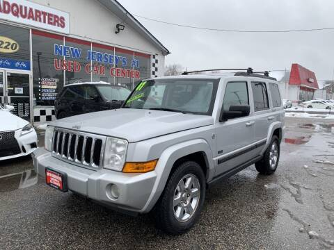 2007 Jeep Commander for sale at Auto Headquarters in Lakewood NJ