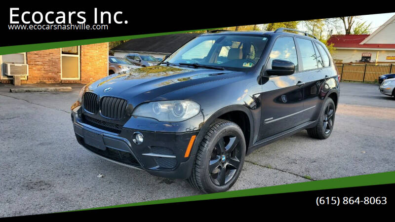 2011 BMW X5 for sale at Ecocars Inc. in Nashville TN
