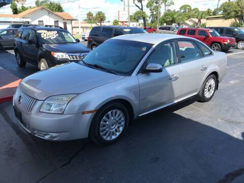 2008 Mercury Sable for sale at Riviera Auto Sales South in Daytona Beach FL