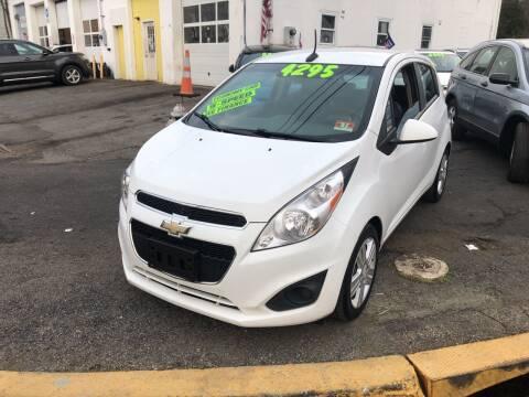 2013 Chevrolet Spark for sale at Washington Auto Repair in Washington NJ