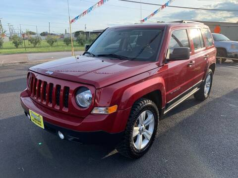2013 Jeep Patriot for sale at Rock Motors LLC in Victoria TX