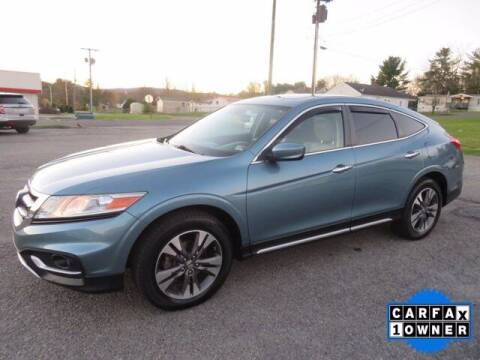 2015 Honda Crosstour for sale at DUNCAN SUZUKI in Pulaski VA