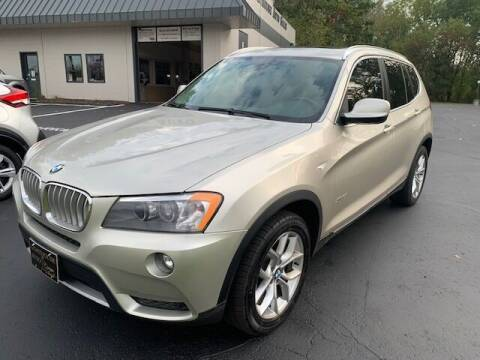 2013 BMW X3 for sale at Lighthouse Auto Sales in Holland MI