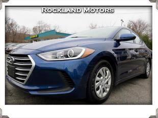 2018 Hyundai Elantra for sale at Rockland Automall - Rockland Motors in West Nyack NY