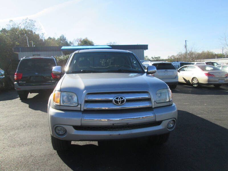 2003 Toyota Tundra for sale at Olde Mill Motors in Angier NC
