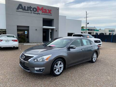 2015 Nissan Altima for sale at AutoMax of Memphis - Nate Palmer in Memphis TN