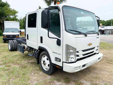 2018 GMC W5500 for sale at Scruggs Motor Company LLC in Palatka FL