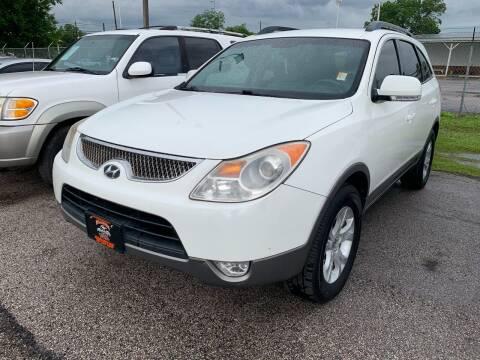 2011 Hyundai Veracruz for sale at MILLENIUM MOTOR SALES, INC. in Rosenberg TX